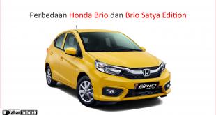 Perbedaan Honda Brio dan Satya