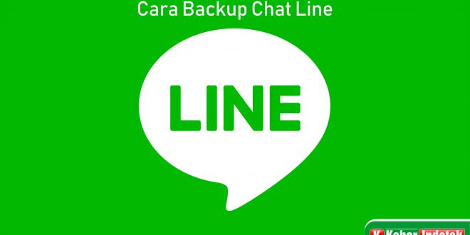 cara backup chat line