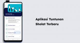 aplikasi sholat lengkap terbaru