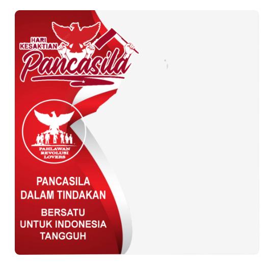 Twibbon Hari Kesaktian Pancasila 2021